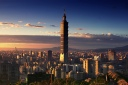 Taipei101fromElephantMountain